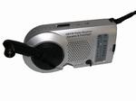 Opwindbare radio/lamp energiezuinig