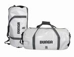 Sporttas Dunga XL zwart/wit