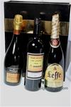 Wijn en Bier geschenk met uw bedrijfslogo