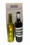 Wijncadeau met LEDstar