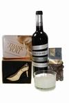 Dames wijngeschenk Thank You