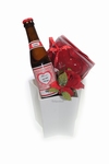 Valentijn biercadeau in IJslantaren