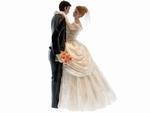 Bruidspaar beeld