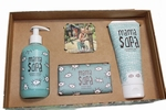 Mama Sopa Bubble blue giftset
