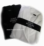 Badjassen zwart en wit in cadeau doos